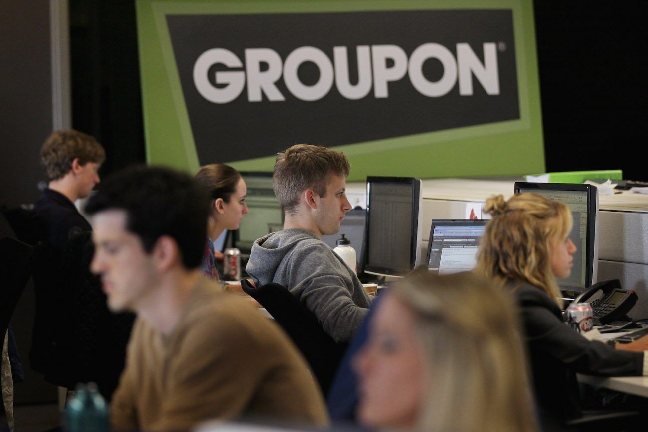 groupon-workers-office