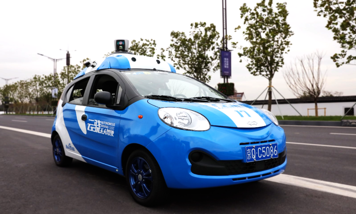 baidu-retrofitted-cars-from-chinese-auto-companiesbyd-chery-and-baic-motor-with-velodynes-lidar-systems-two-roof-mounted-video-cameras-and-radar-for-the-trial-jpg