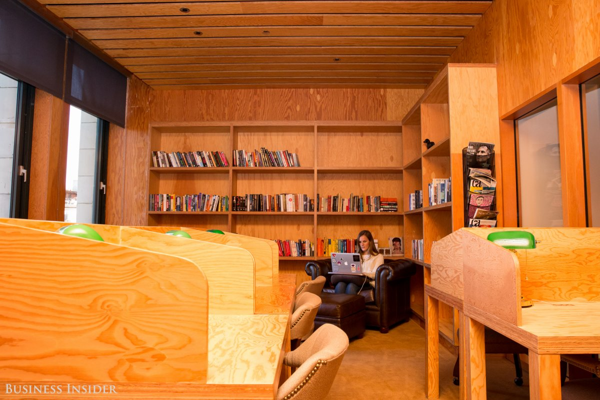 if-youre-looking-for-an-especially-quiet-place-to-escape-the-office-library-offers-just-that