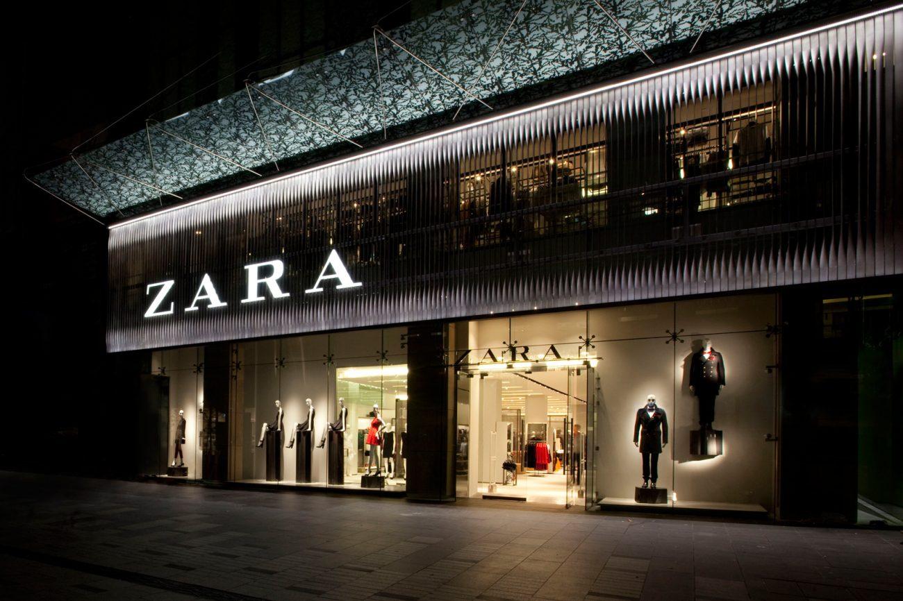 9996a192f628 Τι γίνεται με τα λεκιασμένα ή σκισμένα ρούχα στα Zara  Μια υπάλληλος ...