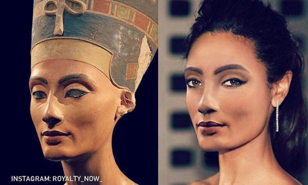 Αποτέλεσμα εικόνας για Εικόνες: Πως θα έμοιαζαν οι βασιλιάδες του παρελθόντος αν ζούσαν στην εποχή μας