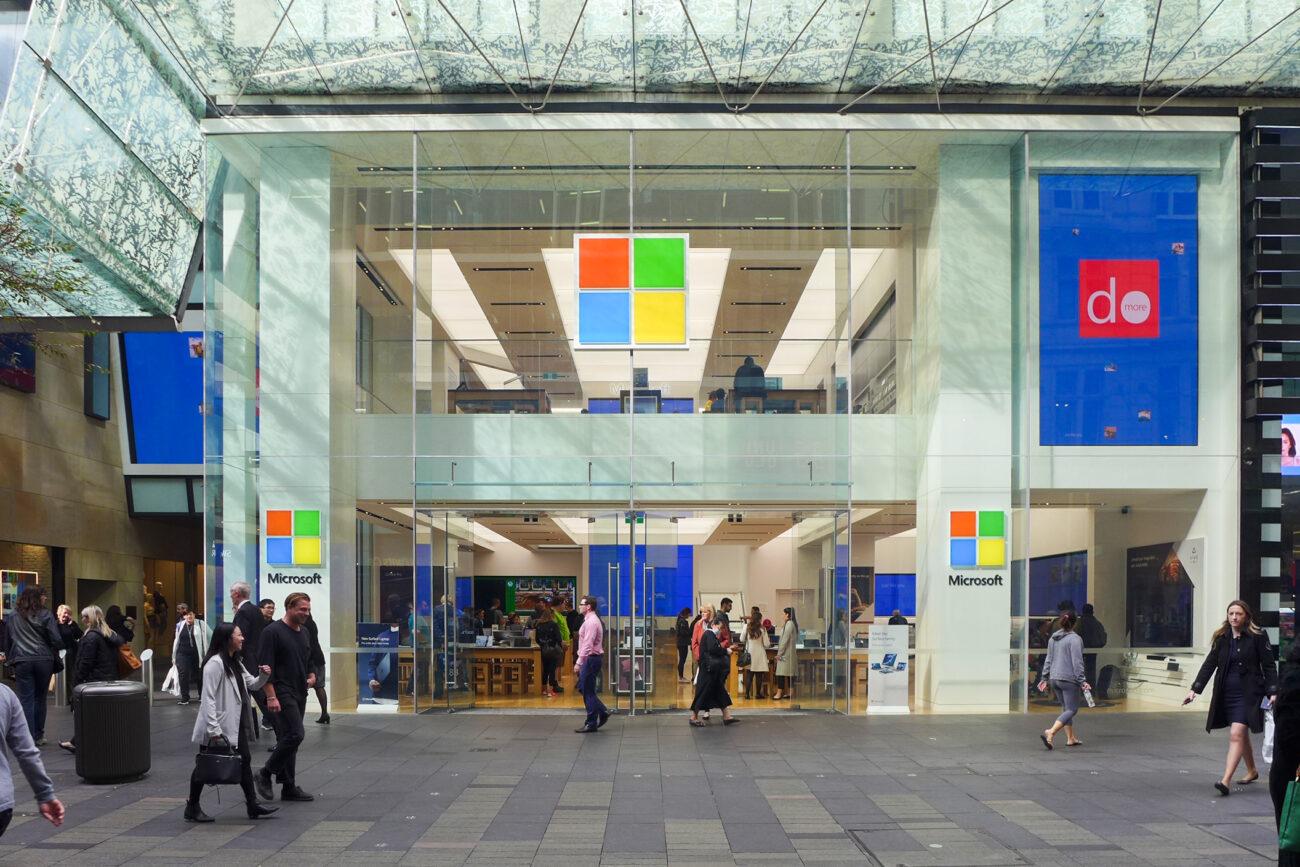 Η Microsoft βάλει οριστικό «λουκέτο» στα φυσικά καταστήματα της ...